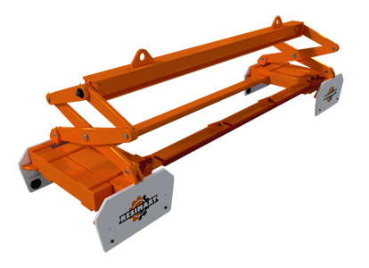 Clamps for Seat Slabs