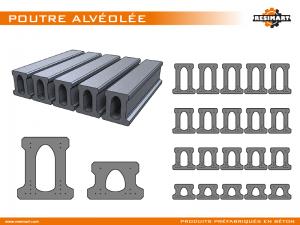 04-POUTRE ALVÉOLÉE