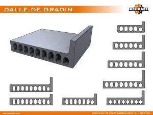 10-DALLE DE GRADIN