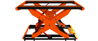 Technical Information Lifting Table<br />