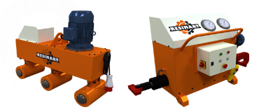 Technical Information Tensioning Equipment